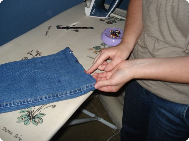 Hem Your Jeans, She Made it Crafts (20)