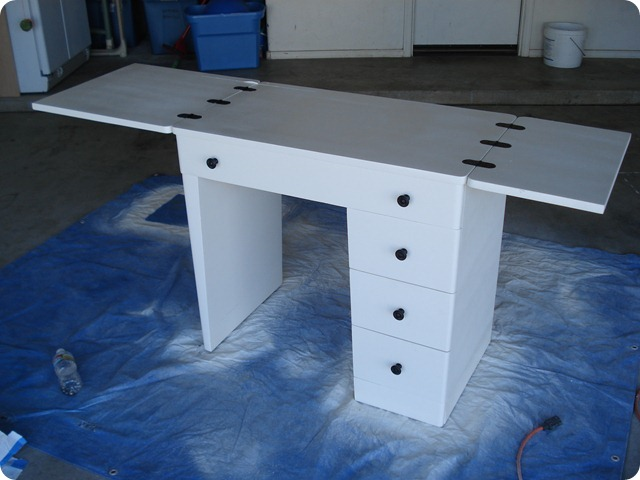 Sewing Desk Redo, She Made it Crafts (3)