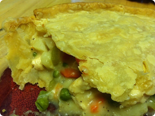Chicken Pot Pie, She Made it Crafts (1)